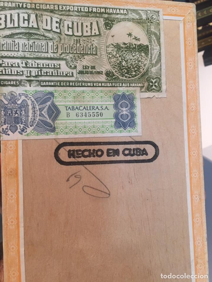 Cajas de Puros: 2 cajas de puros partagas y h.upmann - Foto 13 - 142832245