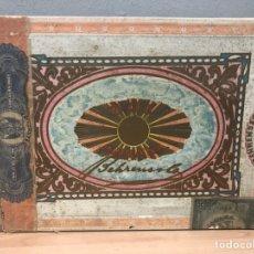 Cajas de Puros: CAJA DE PUROS HABANOS SOL HABANA. Lote 142864244