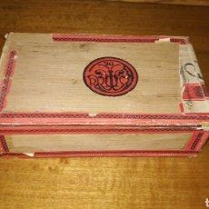 Cajas de Puros: ANTIGUA CAJA DE FARIAS VACIA. Lote 143185588