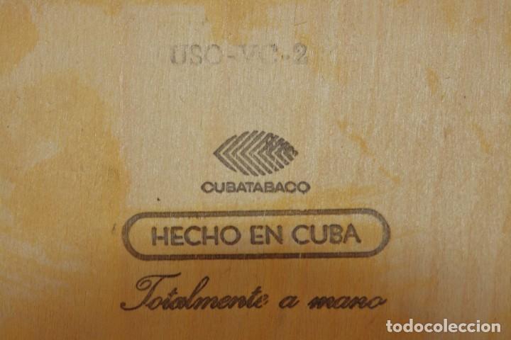 Cajas de Puros: PARA COLECCIONISTAS: CAJA DE PUROS HABANOS MONTECRISTO SIN ESTRENAR DE 1.990 - Foto 9 - 145207154