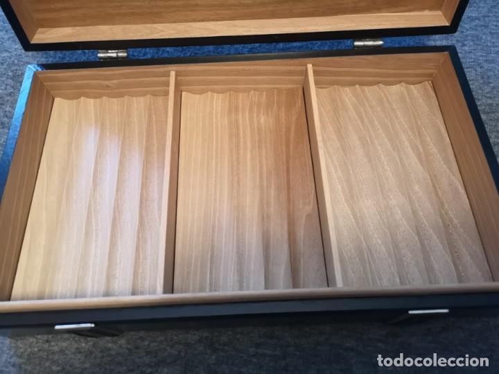 Cajas de Puros: caja de madera para 15 puros habanos - Foto 2 - 145505338