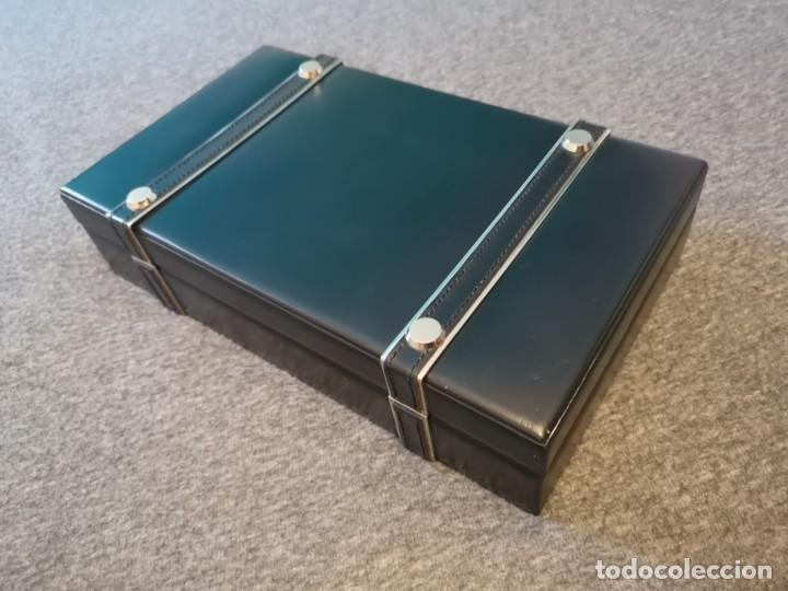 Cajas de Puros: caja de madera para 15 puros habanos - Foto 4 - 145505338