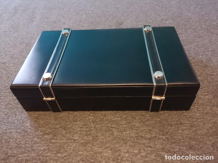 Cajas de Puros: caja de madera para 15 puros habanos - Foto 5 - 145505338