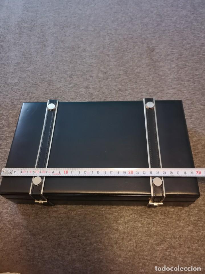 Cajas de Puros: caja de madera para 15 puros habanos - Foto 7 - 145505338