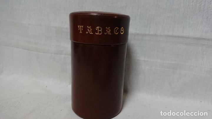 Cajas de Puros: CAJA BOTE PARA GUARDAR TABACO, PUROS..... - Foto 2 - 146683346
