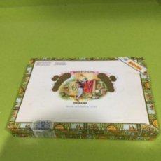 Cajas de Puros: CAJA PUSO EOMEO Y JULIETA. Lote 146767314
