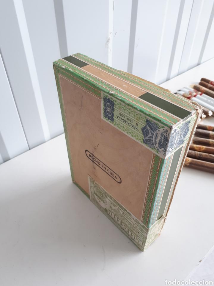 Cajas de Puros: Lote de 23 puros varias marcas, algunos cubanos más caja leer descripción - Foto 7 - 147699113