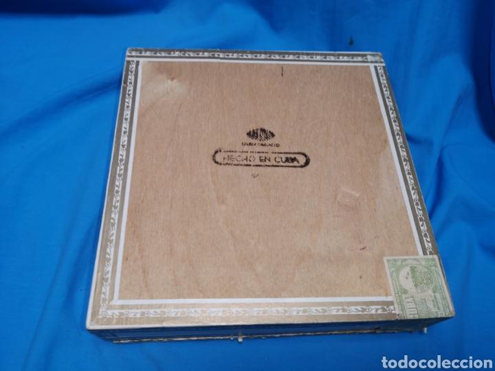 Cajas de Puros: Caja de puros con 4 cohíba lanceros Cuba habana Havana habanos - Foto 10 - 147760662
