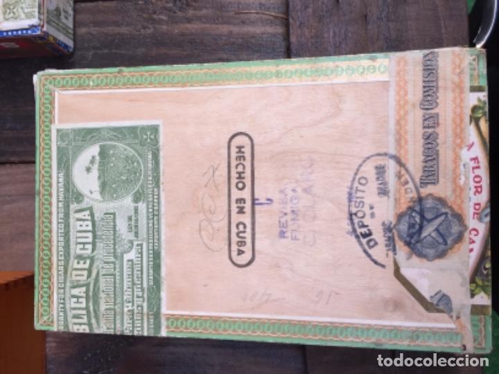 Cajas de Puros: Lote de diferentes cajas de puros - Foto 4 - 148021050
