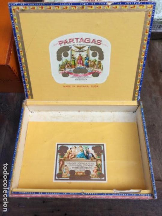 Cajas de Puros: Lote de diferentes cajas de puros - Foto 6 - 148021050