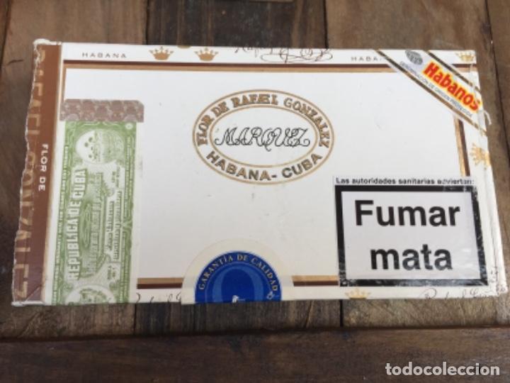 Cajas de Puros: Lote de diferentes cajas de puros - Foto 8 - 148021050