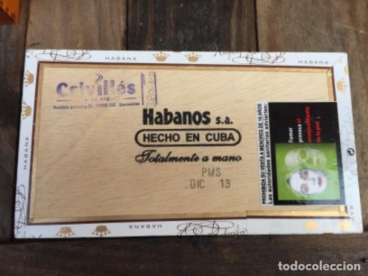Cajas de Puros: Lote de diferentes cajas de puros - Foto 10 - 148021050