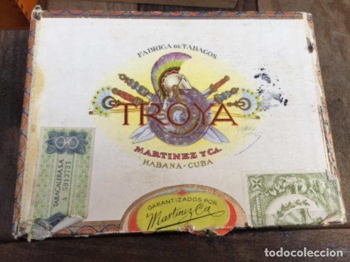 Cajas de Puros: Lote de diferentes cajas de puros - Foto 11 - 148021050