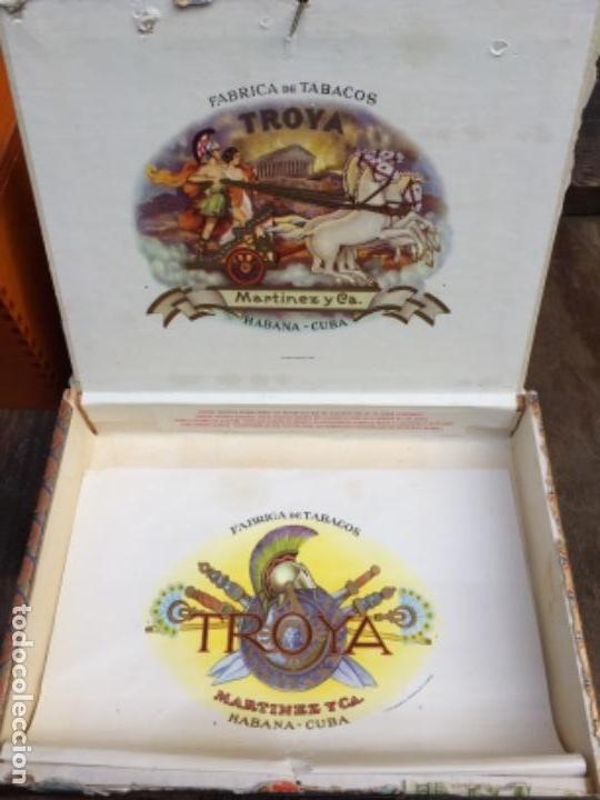 Cajas de Puros: Lote de diferentes cajas de puros - Foto 12 - 148021050