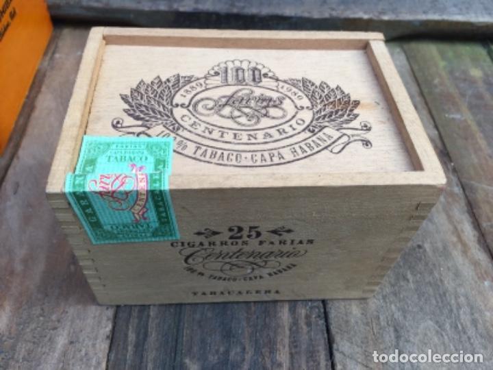 Cajas de Puros: Lote de diferentes cajas de puros - Foto 14 - 148021050