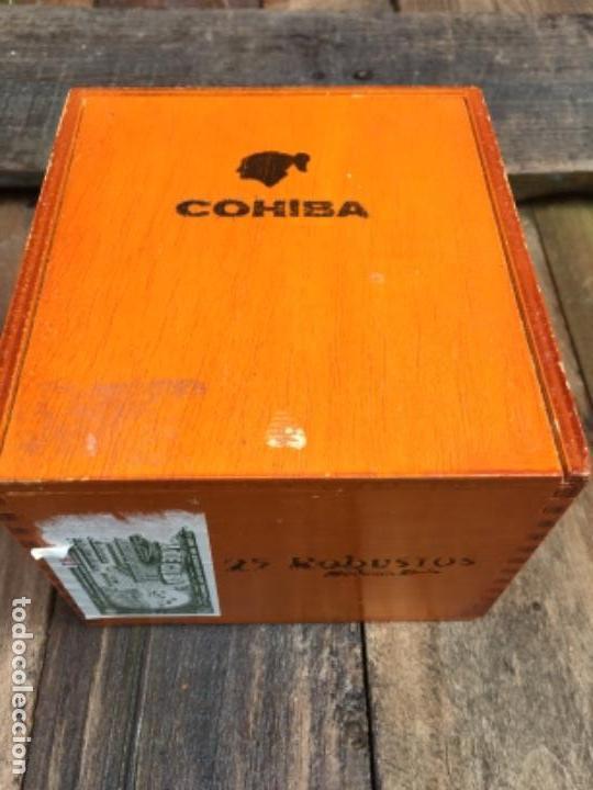 Cajas de Puros: Lote de diferentes cajas de puros - Foto 17 - 148021050