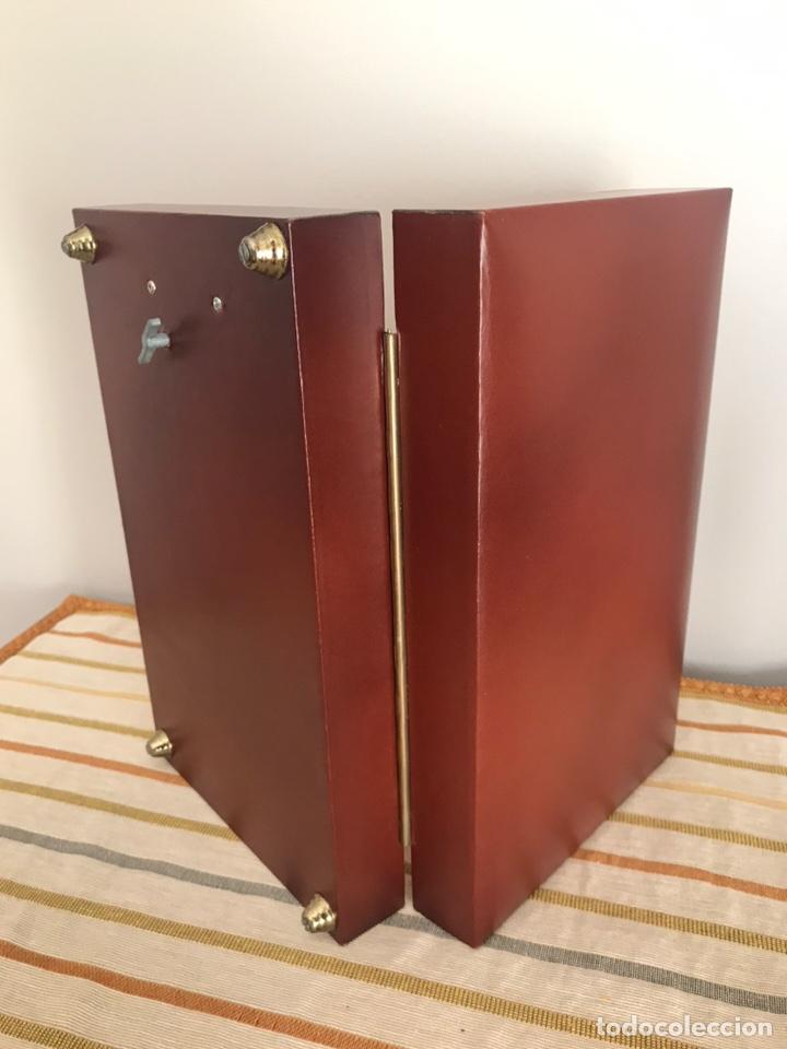 Cajas de Puros: Caja de puros cigarros de madera forrada en polipiel con música - Foto 6 - 55786364