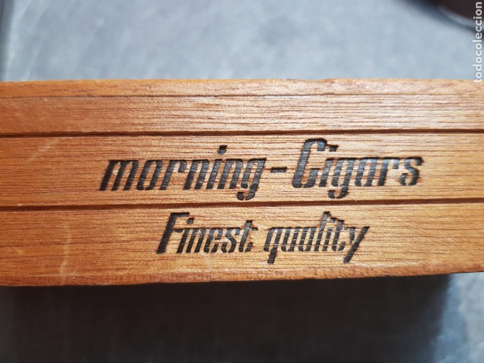Cajas de Puros: Caja de Puros Churchill con 9 puros distintas marcas - Foto 8 - 148640797