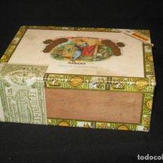 Cajas de Puros: CAJA DE PUROS ROMEO Y JULIETA Nº 2. 20,5CM POR 15CM POR 7,5CM. Lote 149736742