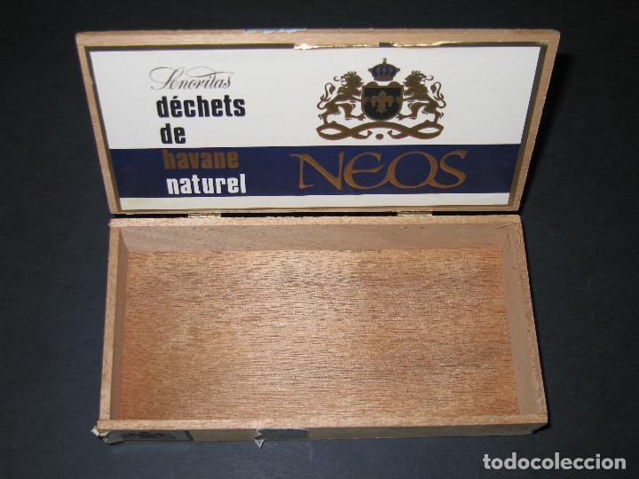Cajas de Puros: CAJA DE PUROS - NEOS - Foto 2 - 150122906