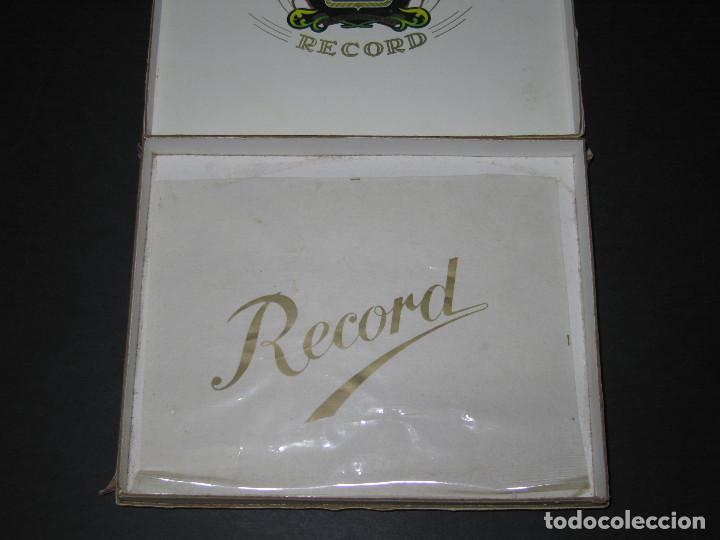 Cajas de Puros: CAJA DE PUROS - C.I.T.A. - RECORD XXX - Foto 4 - 150132270