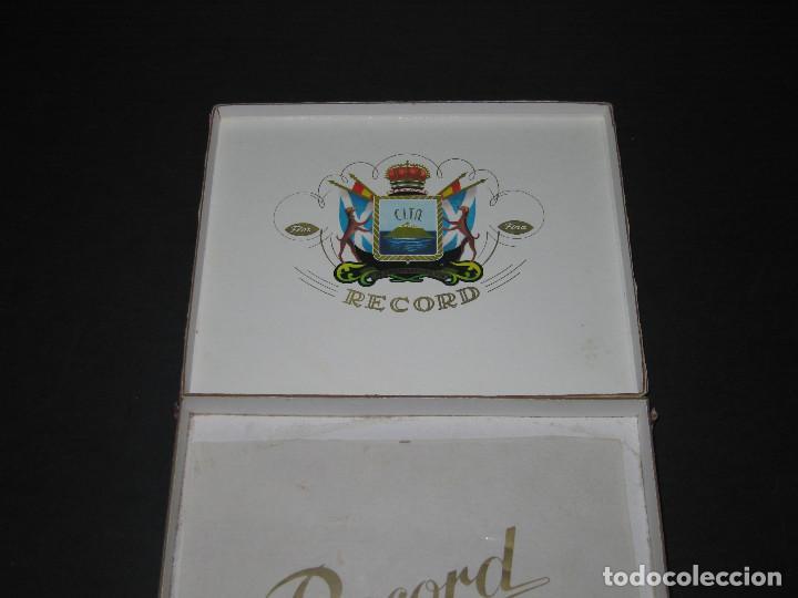 Cajas de Puros: CAJA DE PUROS - C.I.T.A. - RECORD XXX - Foto 5 - 150132270
