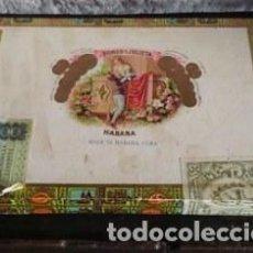 Cajas de Puros: CAJA DE PUROS HABANA. Lote 150713501