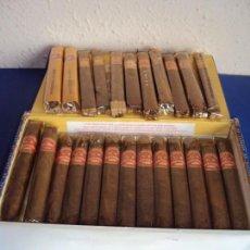 Zigarrenkisten: (TA-190267)LOTE DE PUROS - HABANA - CUBA - PRECIO DE SALIDA 1 EURO. Lote 150740246