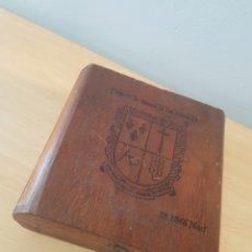 Cajas de Puros: CAJA DE PUROS COMPAÑÍA DE TABACOS DE LAS ANTILLAS S. A. 25 - 1866 - N 1. Lote 151620452