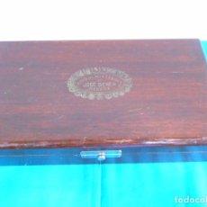 Cajas de Puros: CAJA DE PUROS - HOYO DE MONTERREY - JOSÉ GENER - HABANA-CUBA -. Lote 152808754