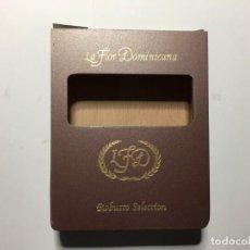 Cajas de Puros: CAJA DE PUROS LA FLOR DOMINICANA ROBUSTOS SELECCION. Lote 153112682