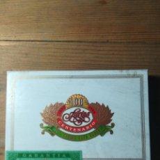 Cajas de Puros: PRECINTADA, ANTIGUA CAJA PUROS FARIAS CENTENARIO. Lote 154006338