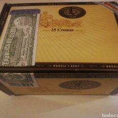 Cajas de Puros: CAJA CON 9 PUROS JOSÉ L. PIEDRA C. 1. Lote 154152581