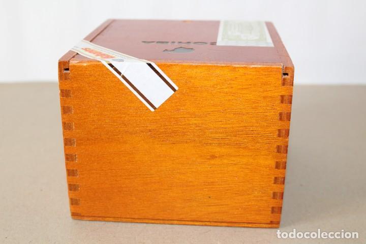 Cajas de Puros: CAJA DE PUROS HABANOS: COHIBA 25 ROBUSTOS (HABANA, CUBA) - SIN ABRIR, PRECINTADA. - Foto 4 - 154173174