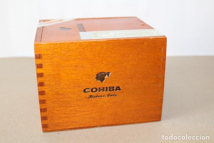 Cajas de Puros: CAJA DE PUROS HABANOS: COHIBA 25 ROBUSTOS (HABANA, CUBA) - SIN ABRIR, PRECINTADA. - Foto 5 - 154173174