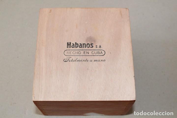Cajas de Puros: CAJA DE PUROS HABANOS: COHIBA 25 ROBUSTOS (HABANA, CUBA) - SIN ABRIR, PRECINTADA. - Foto 8 - 154173174