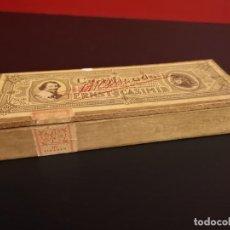 Cajas de Puros: CAJA DE PUROS CIGARROS DE MADERA ERNST CASIMIR . Lote 156663158