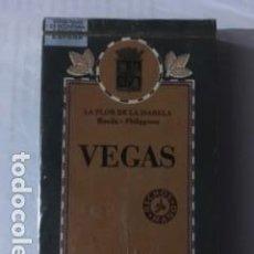 Cajas de Puros: CAJA PUROS VEGAS. Lote 155610134