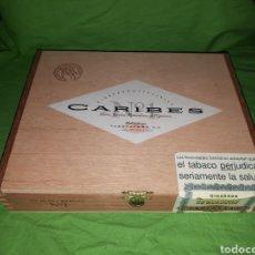Cajas de Puros: CAJA PUROS CARIBES 1 CON 11 UNIDADES. Lote 159744885