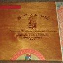 Cajas de Puros: CAJA DE PUROS LA FLOR DE LA ISABELA MANILA PHILIPPINES SIN ABRIR. Lote 160310089