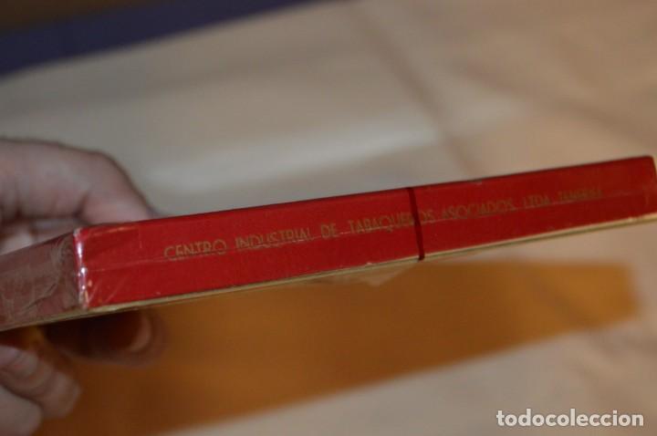 Cajas de Puros: De colección - PRECINTADA - ANTIGUA - VINTAGE - CAJA DE 10 PUROS RECORD XXX - CANARIAS - ENVÍO 24H - Foto 7 - 160883362