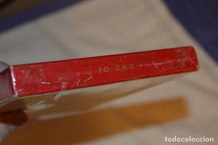 Cajas de Puros: De colección - PRECINTADA - ANTIGUA - VINTAGE - CAJA DE 10 PUROS RECORD XXX - CANARIAS - ENVÍO 24H - Foto 9 - 160883362