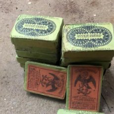 Cajas de Puros: PAQUETE TABACO JORGE RUSSO, EL ÀGUILA IMPERIAL.. Lote 253668120