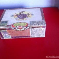 Cajas de Puros: CAJA PUROS. TROYA -25 CORONA CLUB- VACÍA. Lote 162453466