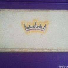 Cajas de Puros: ARAUTAPALA CAJA DE CIGARROS, PUROS.... Lote 162568490