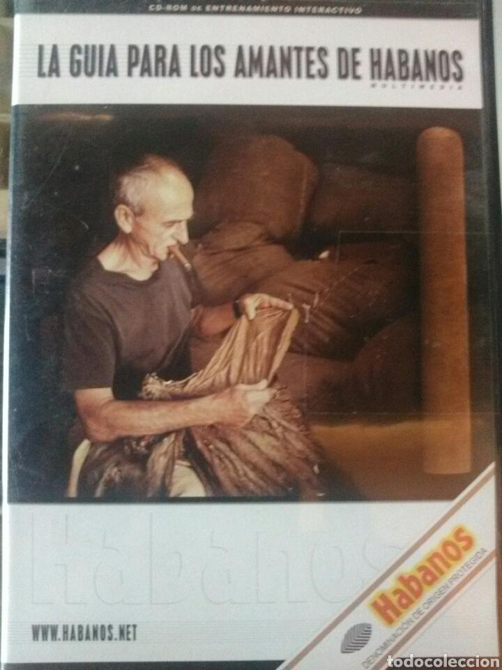 HABANOS. GUÍA PARA LOS AMANTES DE (Coleccionismo - Objetos para Fumar - Cajas de Puros)