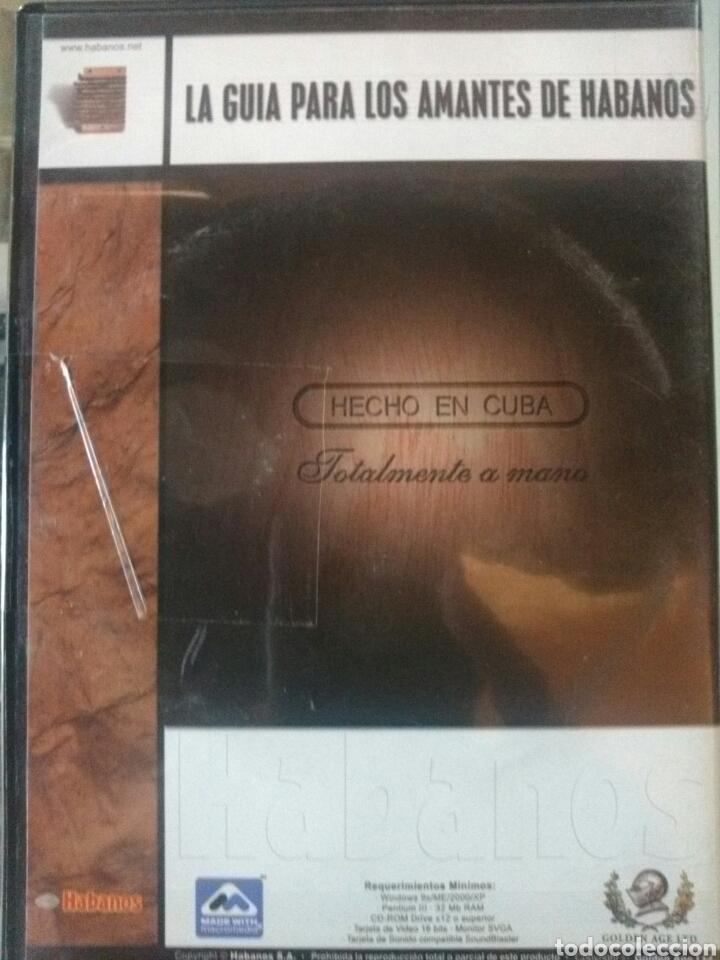 Cajas de Puros: HABANOS. GUÍA PARA LOS AMANTES DE - Foto 2 - 162574429