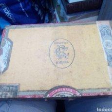 Cajas de Puros: CAJA PUROS CIFUENTES. Lote 164203493