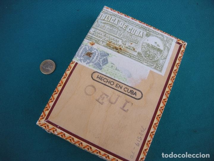 Cajas de Puros: CAJA DE PUROS HABANOS FONSECA - Foto 3 - 165135450