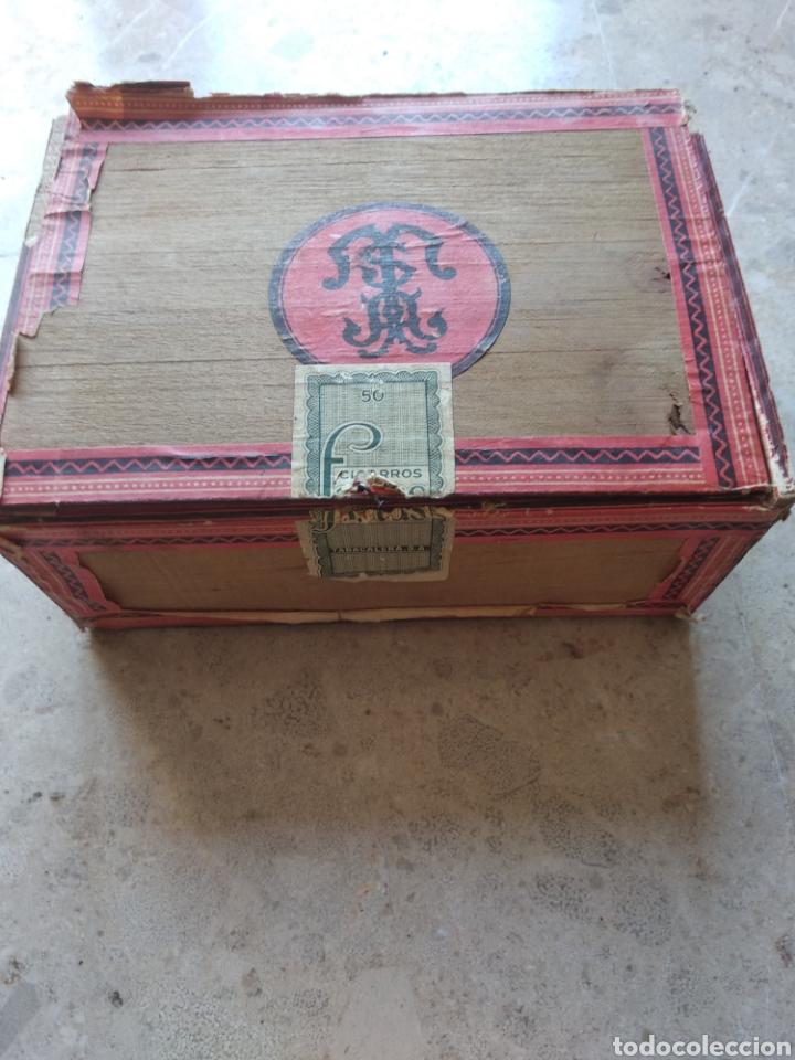 Cajas de Puros: Caja de puros Farias - Foto 5 - 166908373